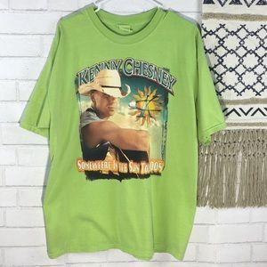 Kenny Chesney Tour Shirt 2005 Size XL
